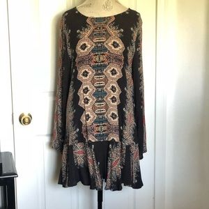 Free People Tunic Dress Size Large